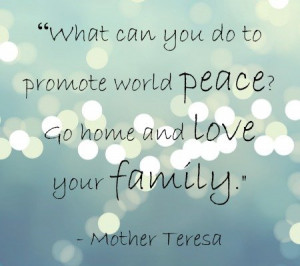Quotes About Importance of Family