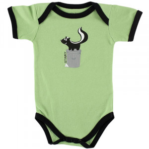 Cute Baby Boy Clothes Sayings Baby sayings stinky skunk