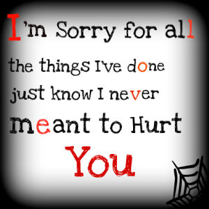 ... but i ll nvr forget n forgive the scary moment i m really sorry