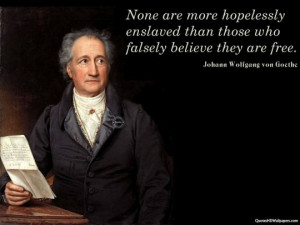 Johann Wolfgang Von Goethe Positive Hope Quotes Images, Pictures ...