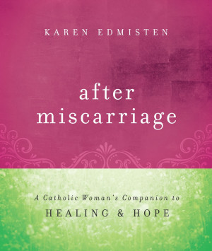 Healing New Book for Coping With Miscarriage