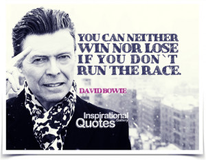David Bowie Quotes Inspirational
