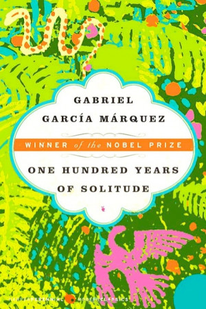 2011 Book #1: One Hundred Years of Solitude