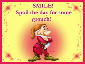 funny quotes cute quote disney smile snow white dwarfs funny quotes ...