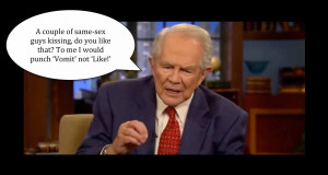 Pat Robertson anti-gay quote