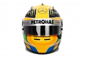 Lewis Hamilton Helmet Credited. Funny Helmet Quotes. View Original ...