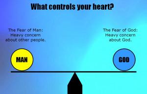 FEAR = HEAVY CONCERN