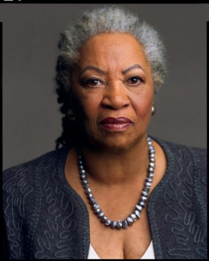 Toni Morrison. Author of numerous powerhouse books, including Beloved ...