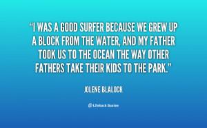 Quotes by Jolene Blalock