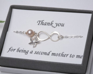 Mother in law,Godmother,Mother infi nity love bracelet,Grandma,Mother ...