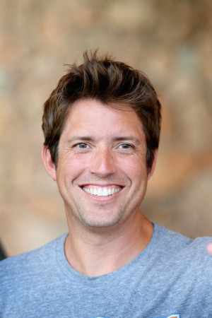 Nick Woodman inventor of the GoPro for Bloomberg Bussinessweek San