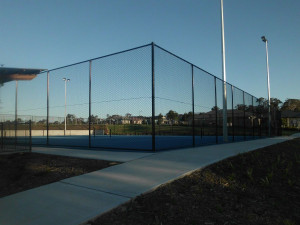 tennis court fencing 02