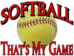 Lets Play Some Softball!