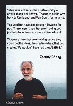 tommy chong more cheech chong 70s cannabis quotes tommy chong high ...