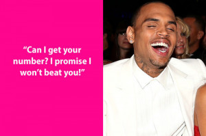 Dumb Celebrity Quotes – Chris Brown on we heart it / visual bookmark ...