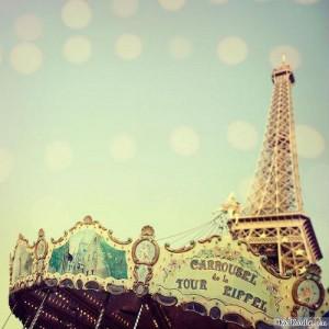 一个巴黎一场梦 一座铁塔一段情