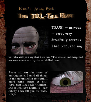edgar allan poe tell tale heart essay topics