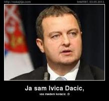 Ivica Dacic's Profile