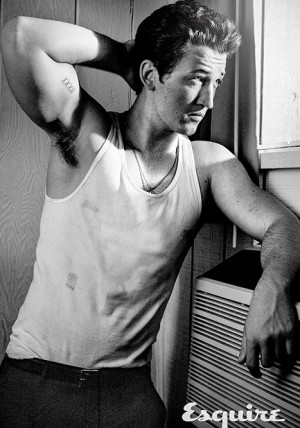 Miles Teller Calls Out Esquire Magazine After They Label Him a
