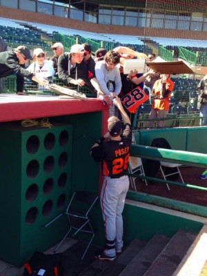 SF Giants Funny Quotes