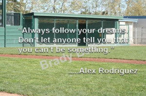 Baseball quotes, best, sayings, alex rodriguez