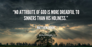 Matthew Henry Quotes