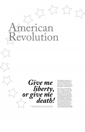 American Revolution Posters on Behance