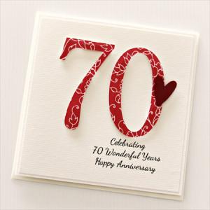 70th Wedding Anniversary Quotes Quotesgram