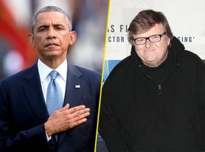 Michael Moore quot Barack Obama a t une norme d ception quot