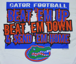 Florida Gators Motto Image