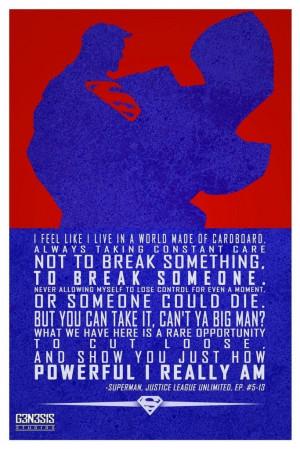 Superman quote