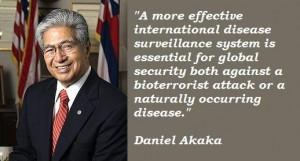 Daniel akaka quotes 1