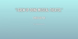 Musical Theatre Quotes Preview quote