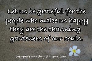 Quotes On Appreciating Life: Gratitude Quotes For Appreciating Life's ...