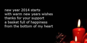 Happy New Year 2015 Greetings Wishes Quotes for Employee