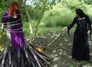 Witch Burning
