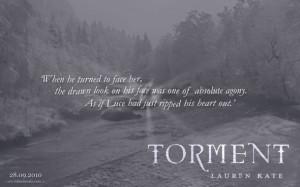 book, broken, fallen, heart, lauren kate, love, nature, nauture, quote ...