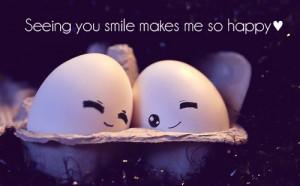 So Happy Smiley Smile Quotes
