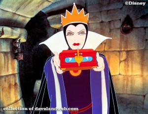 Snow White Disney Evil...