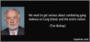 We need to get serious about combating gang violence on Long Island ...