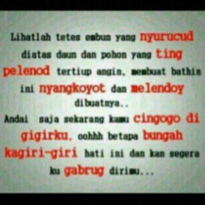 quotes, sunda, indonesia,