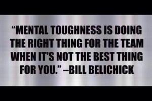 Quote- Bill Belichick @Lee Semel Hadley Baldridge