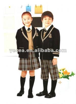 nuevos uniformes escolares