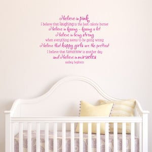 Growing Up Quotes For Girls This wall quotes decal