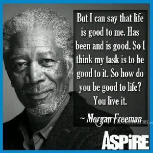 morgan freeman racism quotes