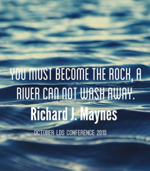 October conference lds quote.