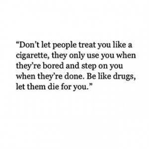 Instagram photo by mollyxx17 - #cute #quote #cigarette #drug #special ...