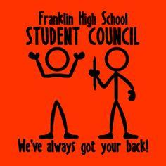 ... student council t shirts, custom tshirt, club tshirts, student council