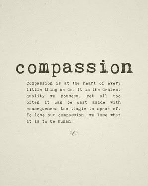 More Love, Kindness, and Compassion…