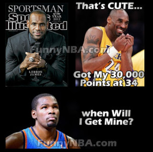 Sportsman of the Year Vs The 30,000 points Milestone